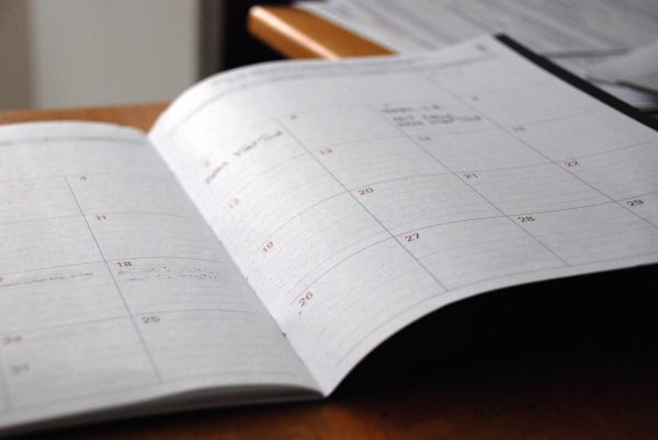 calendar marketing plan