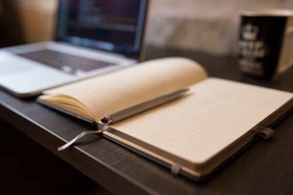 write down your marketing plan