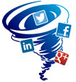 Roofing social media marketing.