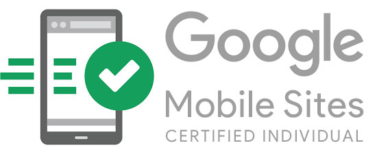 google mobile site certification