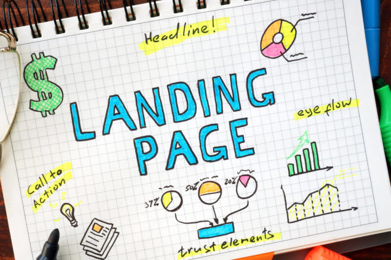 We now how to make your landing page convert.