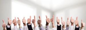 Benefits SEO Roofing Tagging Thumbs Up