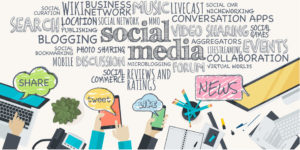 social media improved business contractor marketing strategies