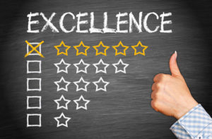 Excellence Customer Review SEO Strategy RCM