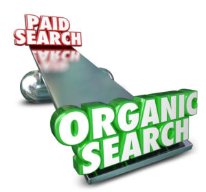Roofing Contractor Marketing Paid Organic Search Results