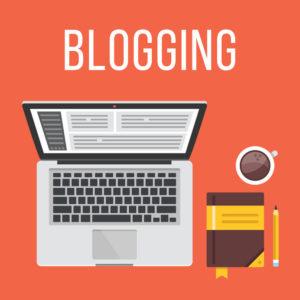 Blogging Social Marketing SEO
