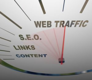 web traffice seo services links content for roofing