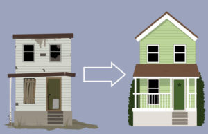 before and after roofers pics seo help