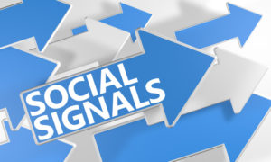 social media signals roofing seo business